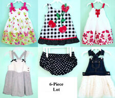 5-Dress Lot - Jordache, Penelope, Youngland, Jessica Ann, Jillian's Closet - 24M