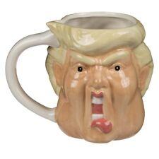 Kaffeebecher 'Mr. President' 450 ml Tasse Kaffeetasse Steingut Donald Trump USA