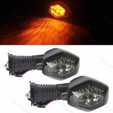 Amber 12V Turn Signal Light Lamp Indicator For Suzuki DL650 DL1000 GSX650F TP