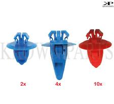 16x Clip Set For Toyota Hilux Sr5 Front Wheel Moulding Trim Arch Flare Strip