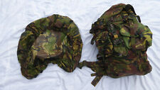 More details for dutch army sting lowe alpine 55lt bergen camping rucksack + 4 pouches + cover