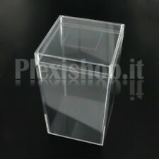 Scatoletta Stampata Trasparente 67x67x115mm