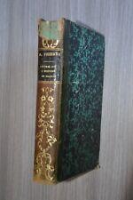 Lettres sur l'histoire de France / A. Thierry / 1827 / Ponthieu et cie / A5NP
