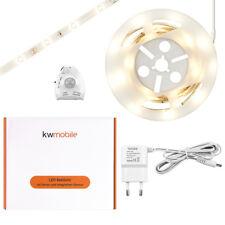 LED Bettlicht mit Bewegungsmelder Bett Lichtleiste Nachtlicht Streifen dimmbar