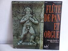 GHEORGHE ZAMFIR MARCEL CELLIER Flute de pan et orgue FLD 550