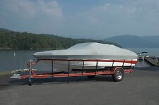 Carver Sun-DURA Boat Cover 19'6 VHull Runabout BowRider I/O MADE IN USA 7YR WNTY