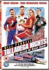 Will Ferrell Sacha Baron Cohen Talladega Nights 2006 Racing Comedy R3 DVD