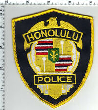 Honolulu Police (Hawaii) 3rd Issue Shoulder Patch