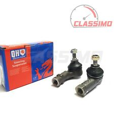 Track Tie Rod End Pair for FORD P100 PICK UP - 1987 to 1993 - Quinton Hazell