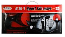 Kit Sport 4 in 1 Compatibile Move Playstation 90320