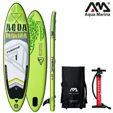 Aqua Marina thrive sup inflatable stand up paddle board 150mm de grosor 315cm
