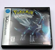 Pokemon Diamond Version Nintendo DS Game NDS Lite DSi 2DS 3DS XL a F01