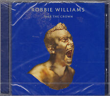 CD 11T ROBBIE WILLIAMS TAKE THE CROWN 2012 ROAR EDITION NEUF SCELLE