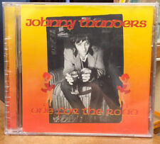 JOHNNY THUNDERS One For The Road CD NEW SEALED NEW YORK DOLLS HIT PARADE HP005