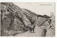 The Cutting Mumbles Swansea Vintage Postcard South Wales Glamorgan 113c