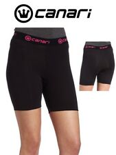 Canari Women's Gel Brief Cycling Bicycle Short Liner 7304 - Size: Sm, Med or Lg