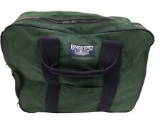 Land End Lighthouse Suitcase Luggage Carryon Green Small