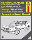 Haynes GM N-Cars Owners Workshop Manual 1985 by Haynes Publications Staff