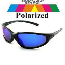 Polarized Polarised Lens Car Driving Fishing Sport Golf Sunglasses & Case POL714