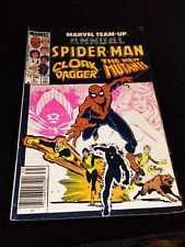 Marvel Comics Marvel Team-Up Annual #6 Spider-Man/Cloak & Dagger/New Mutants '83