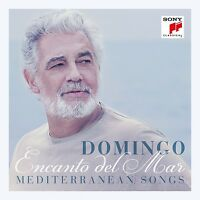 PLACIDO DOMINGO - ENCANTO DEL MAR-MEDITERRANEAN SONGS  CD NEU