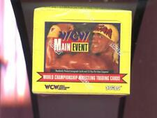 1995 Cardz WCW World Championship Wrestling Wax Pack Box Card Set