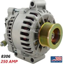 250 AMP 8306 Alternator Ford Excursion E-Series F-Series 6.0 NEW High Output HD