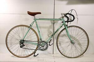 Bianchi mod. Sprint Campagnolo celeste bici corsa eroica vintage