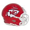 Tyreek Hill Autographed Kansas City Chiefs Speed Mini Football Helmet (JSA)