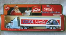 LLEDO COCA COLA CHRISTMAS TRUCK & TRAILER 1/76 #10044