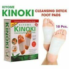 Foot & Body Detox Patches Pads Toxins Feet Slimming Cleansing Herbal Kinoki UK