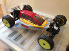 Team Associated RC10 B4 1/10 2WD Buggy-De nombreuses mises à jour, belle condition