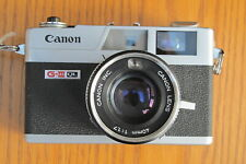 Canonet QL17 / GIII 35mm Rangefinder Camera w/ fresh CLA and Warranty