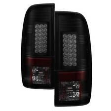 Spyder LED Tail Lights Black Smoke For 08-16 Ford F250/F350/F450 SuperD #5083296