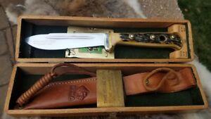 Puma Hunter's Friend, Model 6398 Knife - Pre 1964