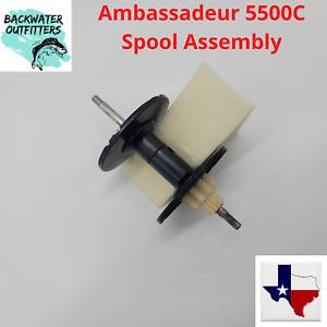 Abu Garcia Ambassadeur 5500C Spool Assembly P/N 975025 w/ Spool Breaks and Gear