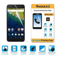 3x PELLICOLA per Huawei Nexus 6P FRONTE + PANNO PROTETTIVA DISPLAY