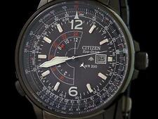 Citizen PROMASTER ECO DRIVE NIGHTHAWK bj7019-62e