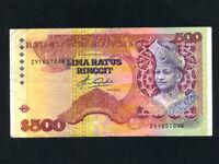 Malaysia:P-25,500 Ringgit 1982-4 * T.A. Rahman * VF- * RARE *