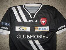 FC Oss MATCH WORN away Holland football shirt soccer jersey voetbal top size M