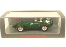 1 43 Spark Vanwall Vw57 GP Belgium Stuart Lewis-evans 1958