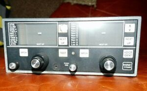 MAC1700 NAV/COMM System (KX-170B) With Tray; Worked When Removed