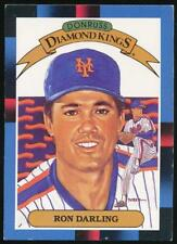 1988 Donruss Diamond Kings #6 Ron Darling New York Mets