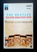 THE BEATLES golden greatest hits SPAIN CASSETTE EMI / ODEON 1979