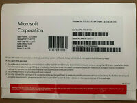Microsoft Windows Server 2012 STANDARD R2 OEI x64 bit dvd  key sticker 5 CALS