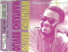 Oliver Cheatham Things to make u happy (1992)  [Maxi-CD]