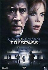 Dvd TRESPASS - (2011)  *** Nicolas Cage & Nicole Kidman *** ......NUOVO