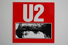 U2 Sticker Decal (66) Rock Music Car Window Bumper Truck Laptop Boat