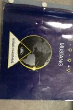 1999 FORD MUSTANG Electrical Wiring Diagrams Troubleshooting Shop Manual EWD OEM