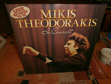 """mikis theodorakis""""in concert 77/78"""" lp12""""or.ger.metronome:0060095."""